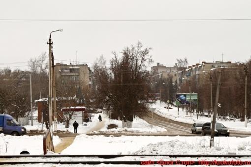 Щёкино зимой 191