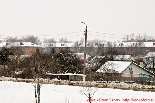 Щёкино зимой 192