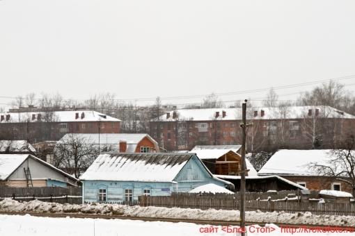 Щёкино зимой 193
