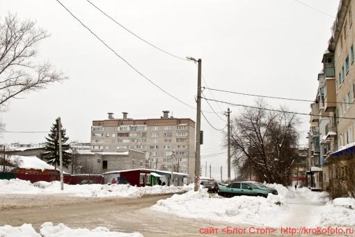 Щёкино зимой 203