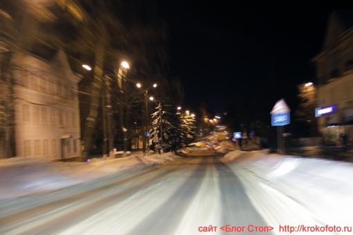 Щёкино зимой 5