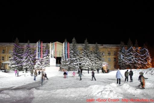 Щёкино зимой 6
