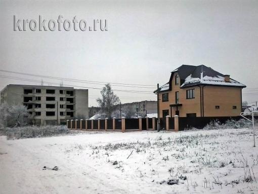 Щёкино зимой 220