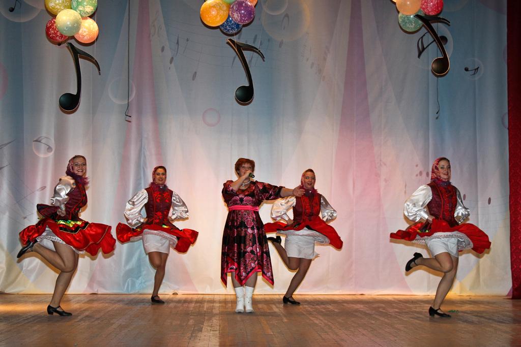 50 летие Марины Кирьяновой 75