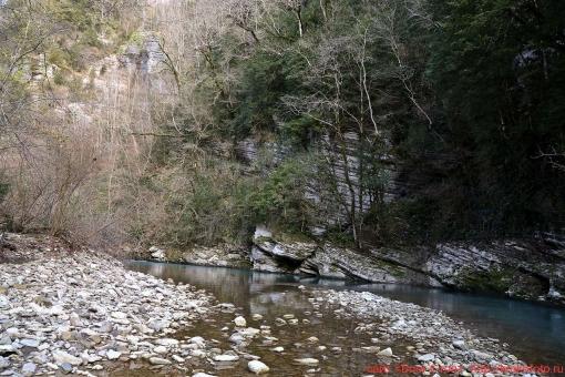 река Хоста 008