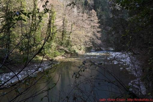 река Хоста 014