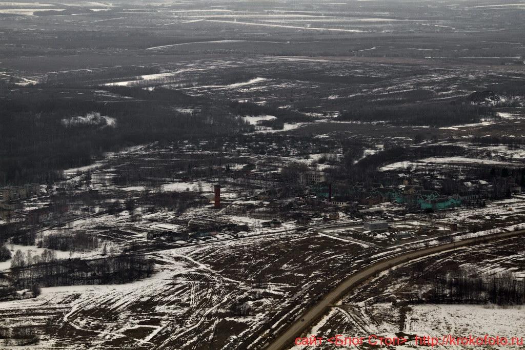 Щёкинский район сверху 32