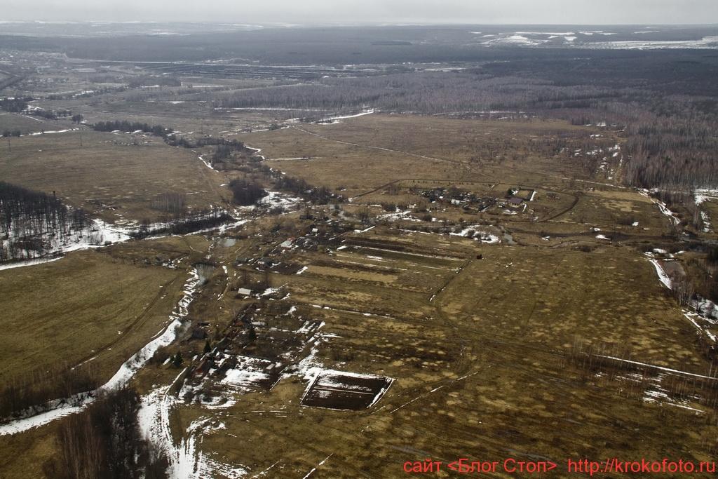 Щёкинский район сверху 39