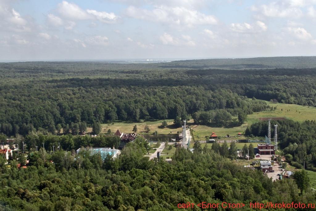 Щёкинский район сверху 47