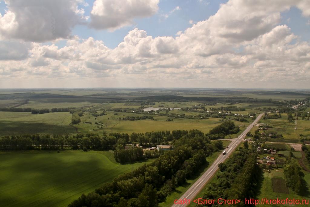 Щёкинский район сверху 57