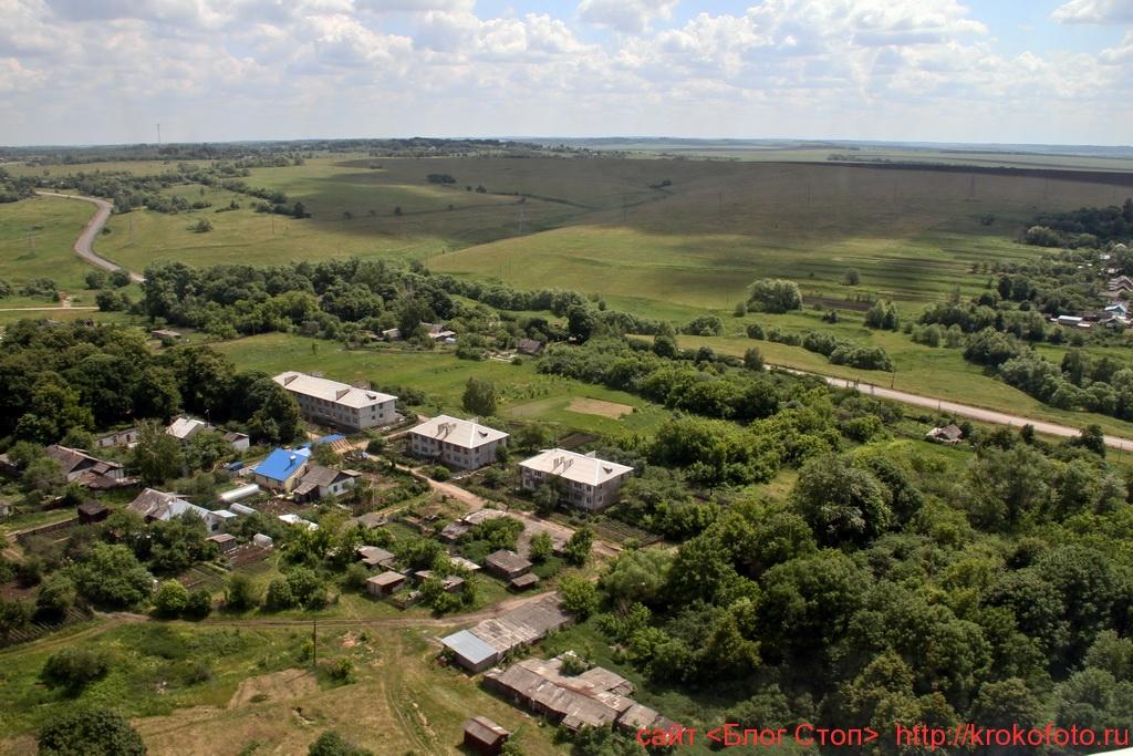 Щёкинский район сверху 82