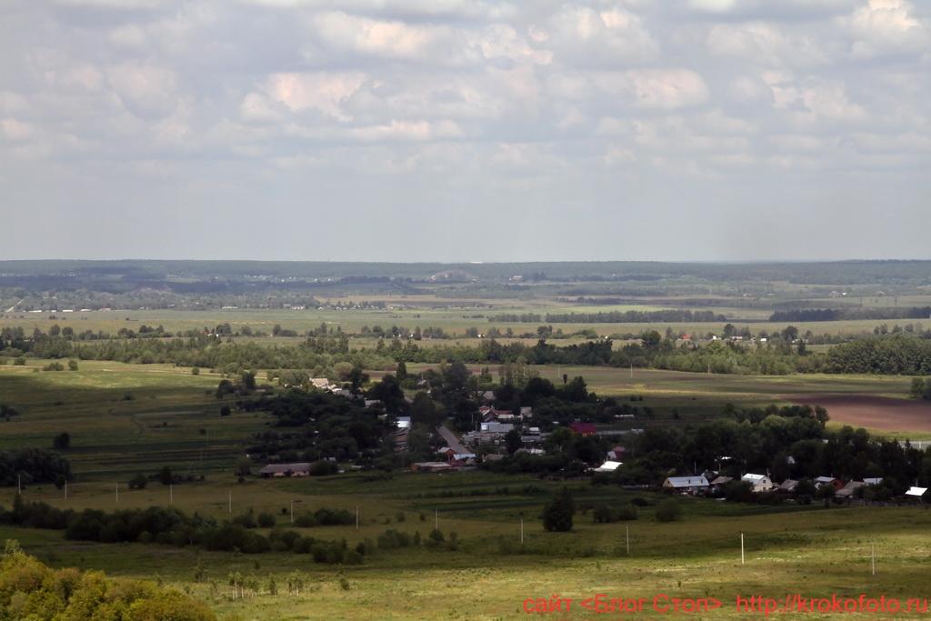 Щёкинский район сверху 88