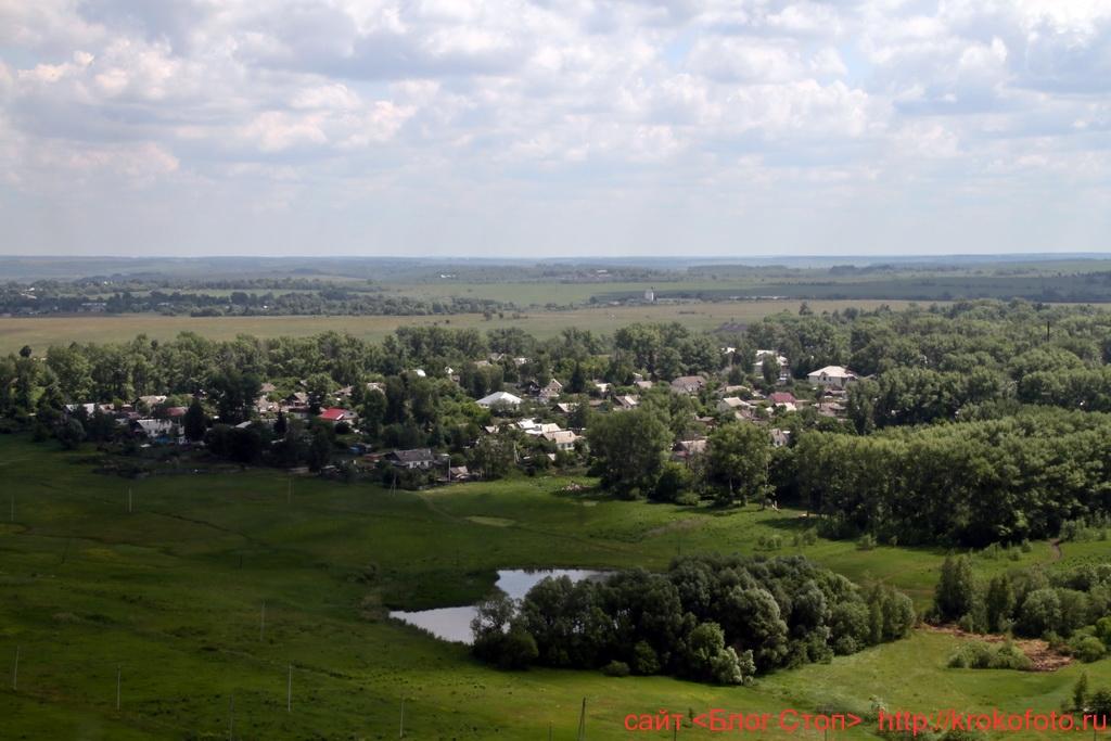 Щёкинский район сверху 89