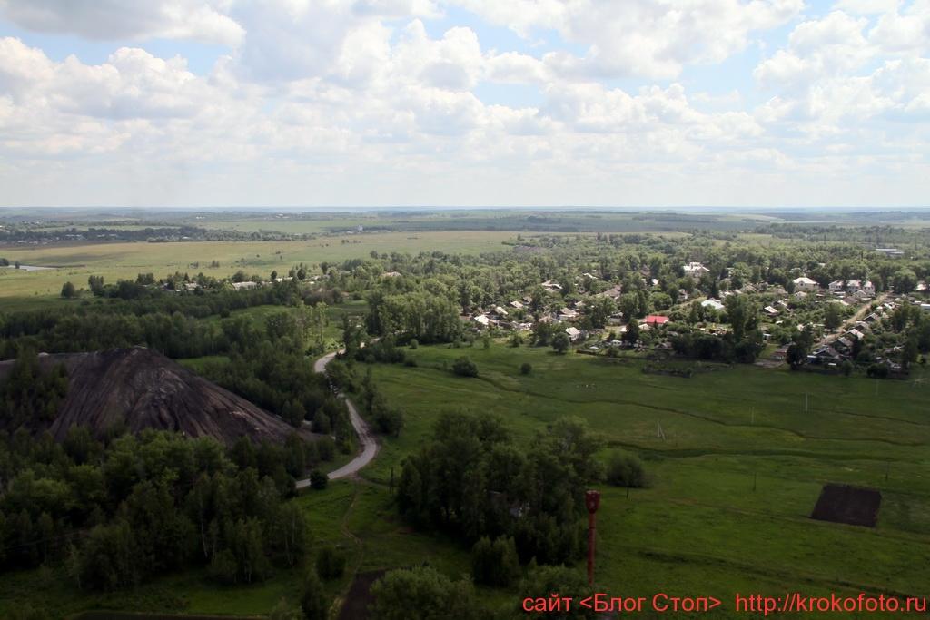 Щёкинский район сверху 92