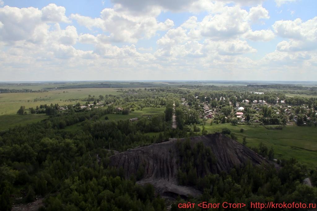Щёкинский район сверху 93