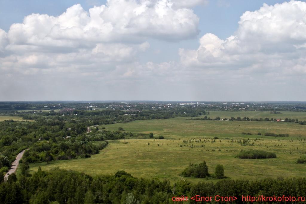 Щёкинский район сверху 102