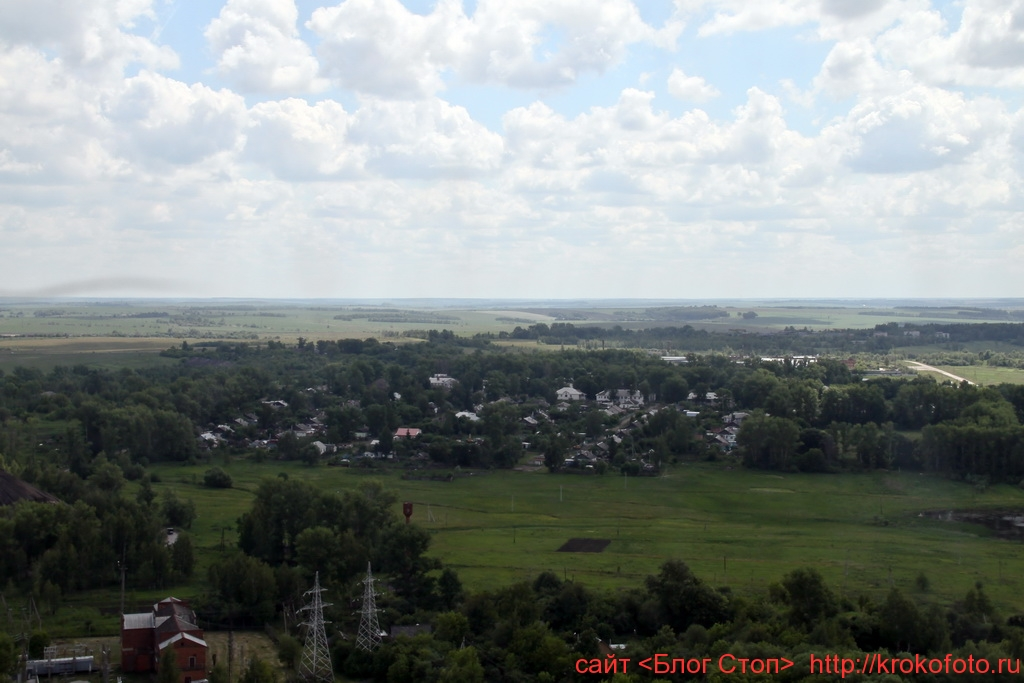 Щёкинский район сверху 106