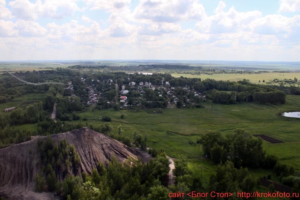 Щёкинский район сверху 107