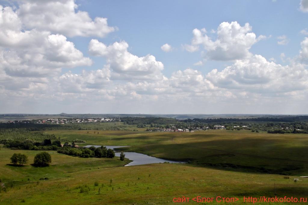 Щёкинский район сверху 115
