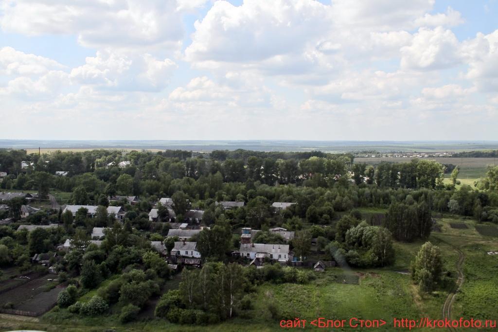 Щёкинский район сверху 116