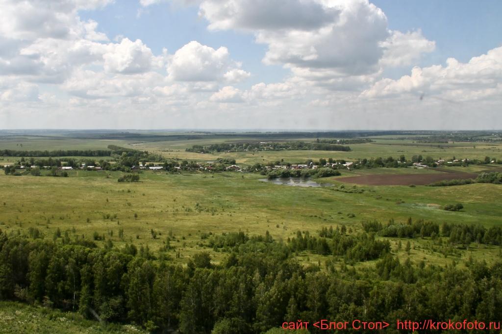 Щёкинский район сверху 122