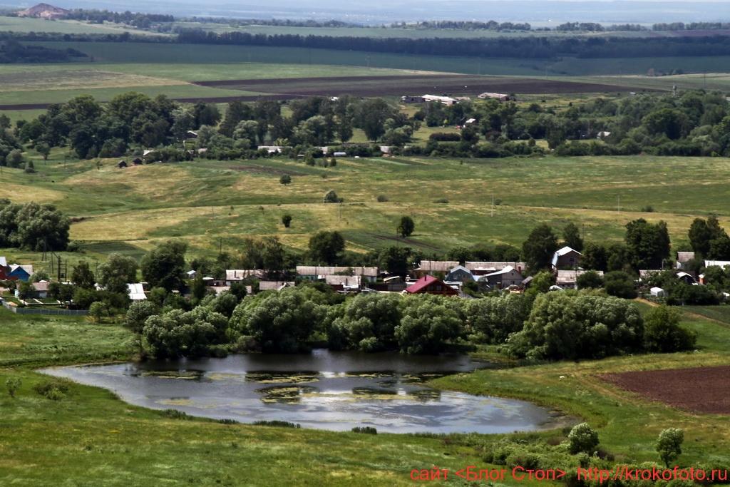 Щёкинский район сверху 123