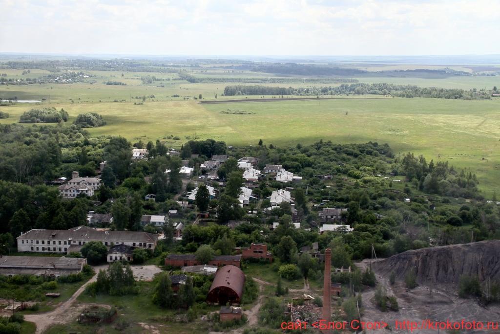 Щёкинский район сверху 128