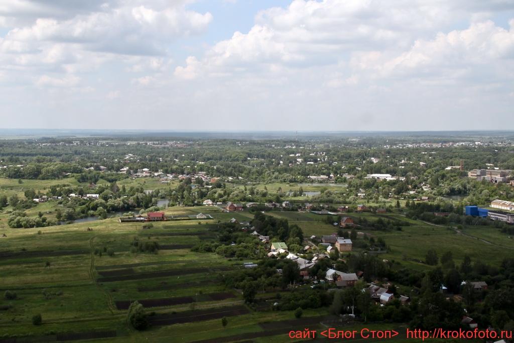 Щёкинский район сверху 130