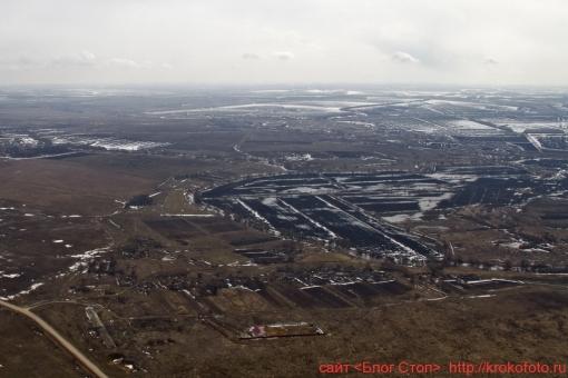 Щёкинский район сверху 12