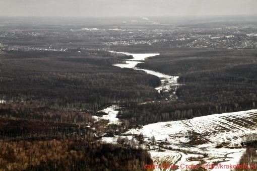 Щёкинский район сверху 21