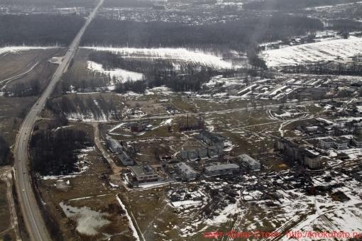 Щёкинский район сверху 29