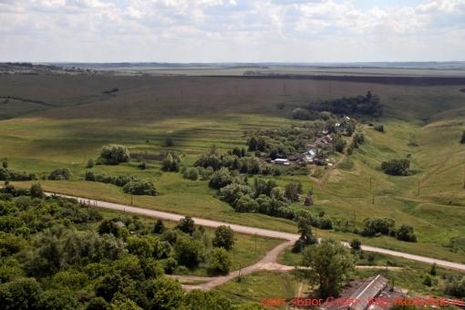 Щёкинский район сверху 81