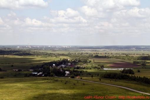 Щёкинский район сверху 91
