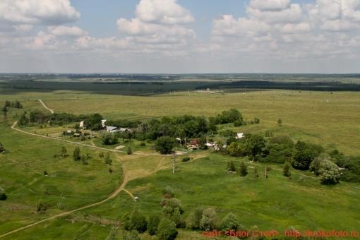 Щёкинский район сверху 101