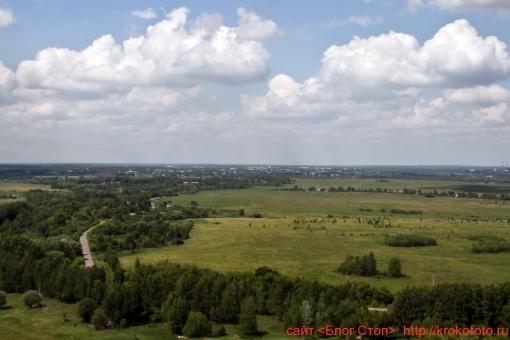 Щёкинский район сверху 103