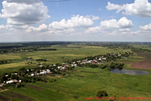 Щёкинский район сверху 104