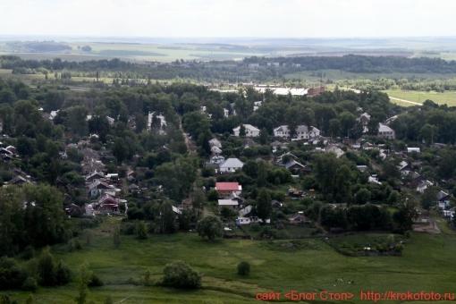 Щёкинский район сверху 108