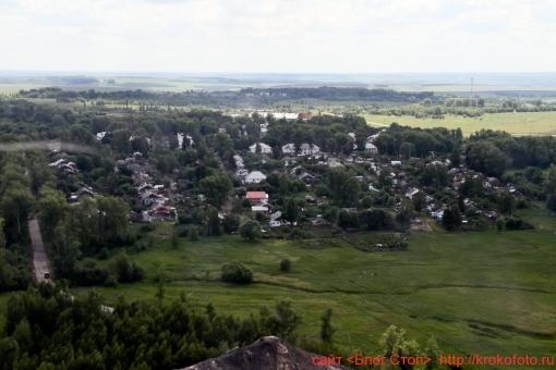 Щёкинский район сверху 109