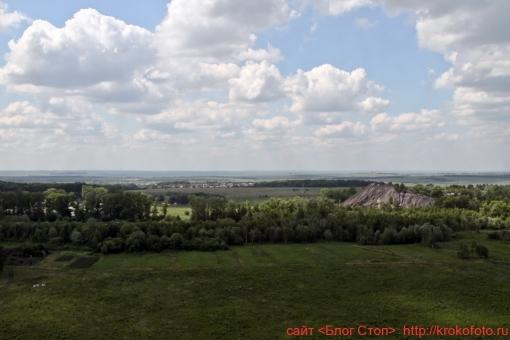Щёкинский район сверху 117