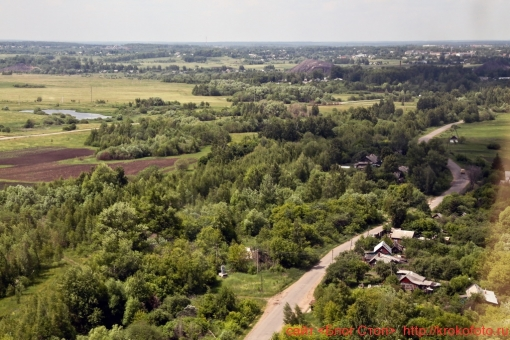 Щёкинский район сверху 124