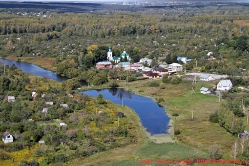 Щёкинский район сверху 134