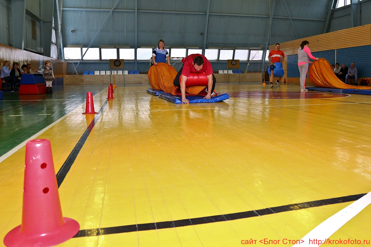 весёлые соревнования  060