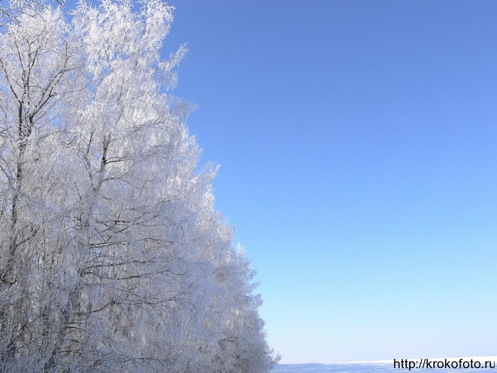 зимние пейзажи 1