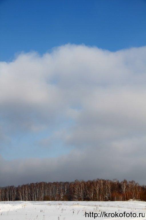 зимние пейзажи 5