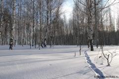 зимние пейзажи 2