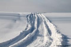 зимние пейзажи 4