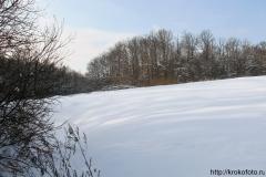зимние пейзажи 9