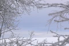 зимние пейзажи 21