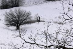 зимние пейзажи 24