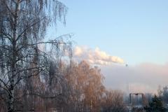 зимние пейзажи 28